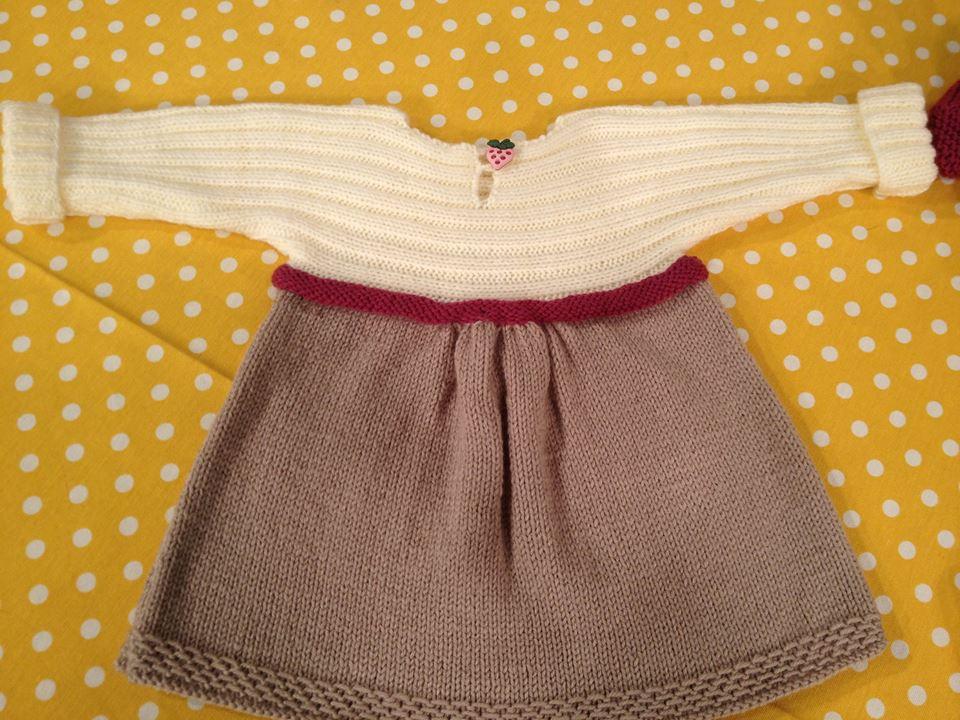 Kolay Bebek Elbisesi Yapılışı Anlatımlı Resimli