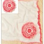 Alize Tülin İriş Örgü Yastık Battaniye Modeli Yapılışı