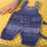 Örgü Bebek Tulum Nasıl Yapılır