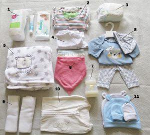 bebek hastahane çantası 1