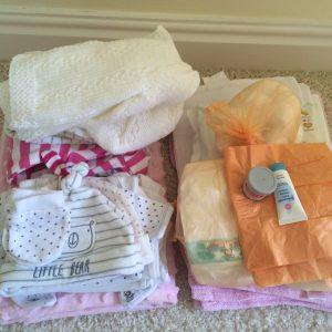 bebek hastahane çantası 2