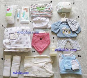 bebek hastahane çantası 4