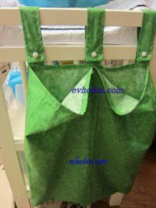 bebek kıyafet torbası 11