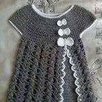 94 tane Örgü Şık Güzel Bebek Yelek Modelleri