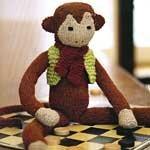 Örgü Oyuncak Maymun Yapılışı