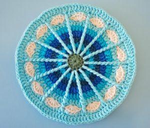 crochet-mandala