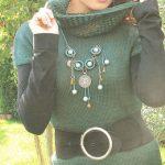 Örgü Bayan Tunik Modeli Yapılışı