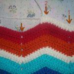 Zigzag Battaniye Yapılışı