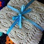 Örgü Başak Modeli Battaniye Yapılışı