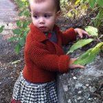 Örgü Bebek Ceketi Yapılışı