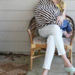 Kolay Bebek Emzirme Önlüğü Nasıl Dikilir
