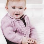 Fermuarlı Kız Bebek Yeleği Yapılışı