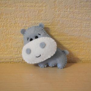 Keçe Hipopotam Nasıl Yapılır?