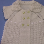 Laleli Bebek Yeleği Modeli Yapılışı
