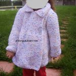 Örgü Çocuk Palto Yapılışı