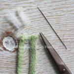 Penye İpten Sepet Yapılışı