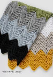Sık İğne ile Zigzag Battaniye yapılışı Anlatımı