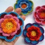 Üç Katlı Çiçek Nasıl Yapılır ?