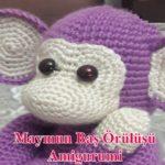 Amigurumi Maymun Yapılışı