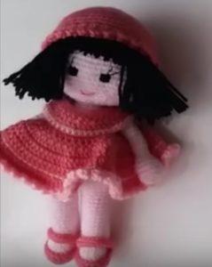 5. video /Amigurumi barbie bebek gögüs yapılışı Bebek Yapımı ...   300x239