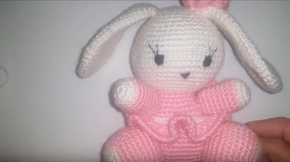 Amigurumi Tavşan Nasıl Yapılır?