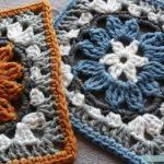 Anemon Çiçeği Örgü Bebek Battaniyesi Yapılışı