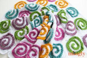 Lolipop Modeli Bebek Battaniyesi Yapılışı