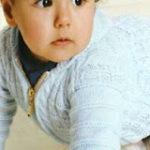 Şapkalı bebek hırkası yapılışı tarifi