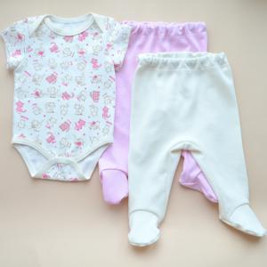 Ayaklı Bebek Pantolon Nasıl Yapılır?