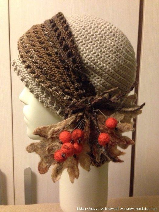 Çok Amaçlı Örgü Şapka Yapılışı