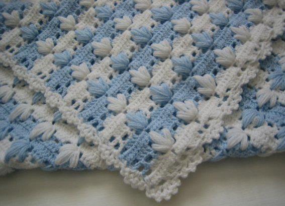 Farklı Bebek Battaniyesi Yapımı