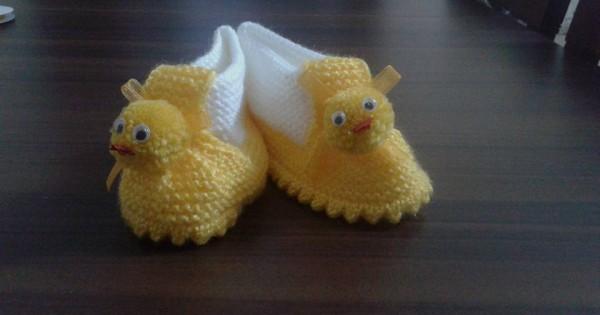 Chick bootie description