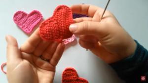Amigurumi Kalp Nasıl Yapılır? | Örgü Delisiyim | 169x300