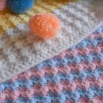 Tığ işi Kolay Örgü  Bebek Battaniyesi Modeli Yapılışı