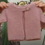 Bebek Ceketi Yapılışı Videolu anlatımı