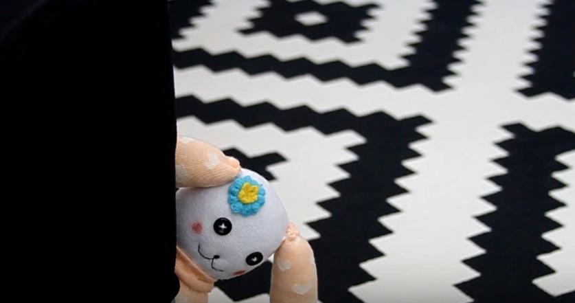 Çoraptan Oyuncak Yapılışı videolu
