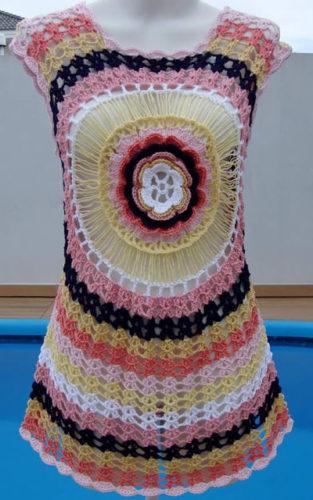 Mandala Model Yazlık Bluz Yapılışı