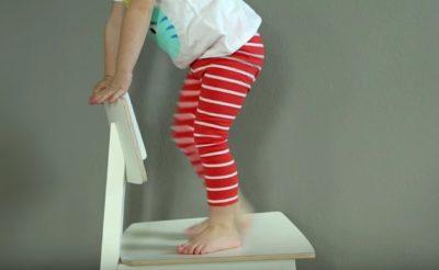 Çocuk Taytı Nasıl Dikilir videolu anlatımlı