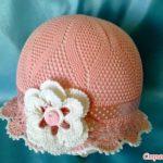 En Güzel Tığ işi Çocuk Şapkası Nasıl Yapılır?