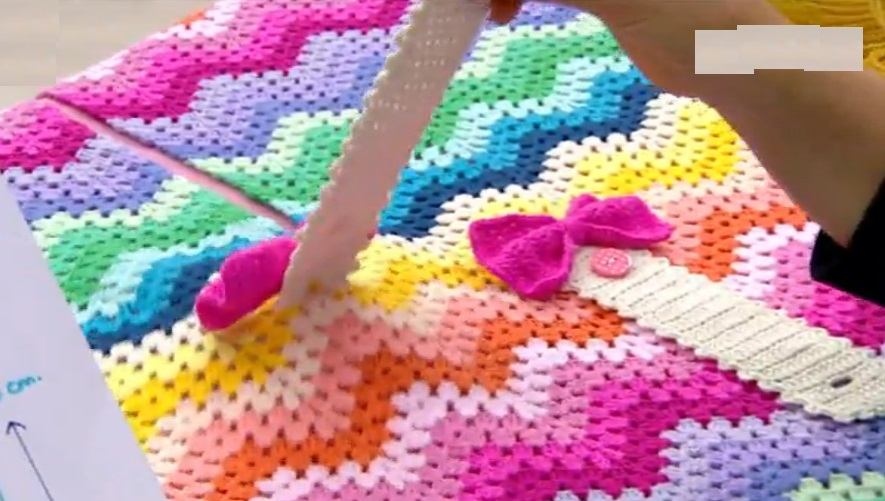 Bebek Koltuğu Örtüsü ve Battaniyesi Yapımı