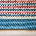 Şiş Örgü Bebek Battaniyesi Modeli Yapılışı Anlatımlı