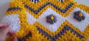 Üzüm Modeli Lif Yapılımı Videolu Anlatımlı