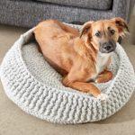 Köpek ve Kedi (Pet) Yatağı Nasıl Örülür Anlatımlı videolu