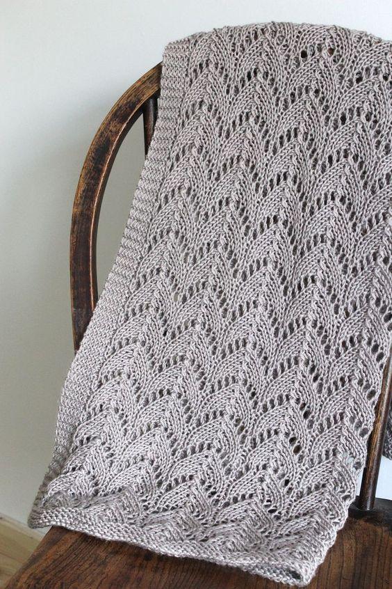 Şiş Örgüsü Bebek Battaniyesi Modelleri