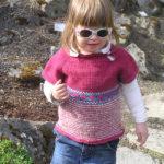 Kolay Örgü Süveter Yapılışı - Easy Baby Sweater pattern
