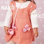 5 yaş Kız Çocuk Elbise Yapımı Anlatımı