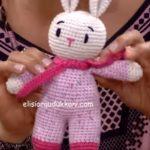 Amigurumi Örgü Tavşan Nasıl Yapılır?