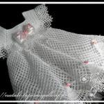 Tığ işi Çok Şık Bebek Elbisesi Yapımı