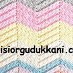 Zikzak Battaniye Püf Noktaları Yapılışı Anlatımı