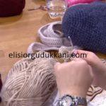Tığ İşi Bayan Bere Şapka Yapılışı Anlatımı